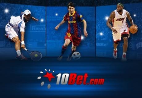 БК 10Bet.com — ставки в букмекерской конторе 10 Bet