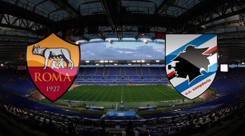Ставки, прогноз на матч «Рома — Сампдория» (16.03.2015, 23:00)
