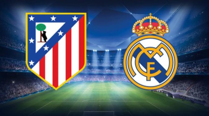 Ставки, прогноз на матч «Атлетико Мадрид — Реал Мадрид» (14.04.2015, 21:45)