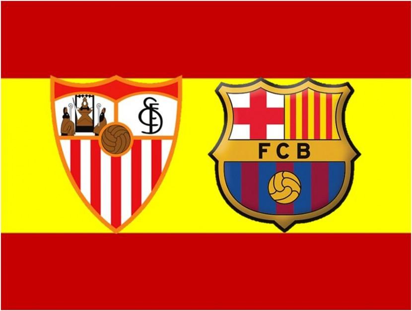 Ставки, прогноз на матч «Севилья — Барселона» (11.04.2015, 21:00)