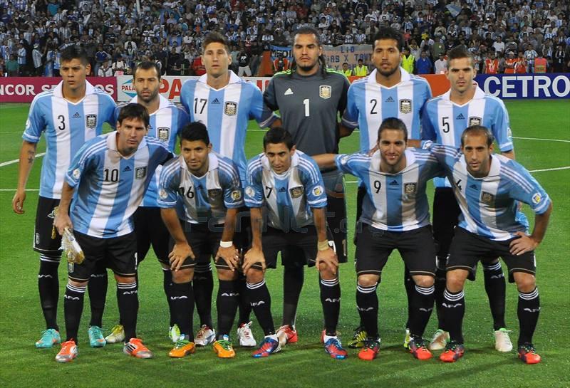 Букмекеры: Аргентина — главный фаворит Кубка Америки 2015