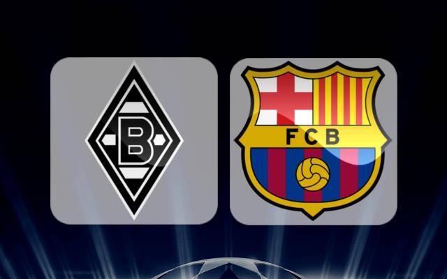 Прогноз на матч Боруссия М — Барселона