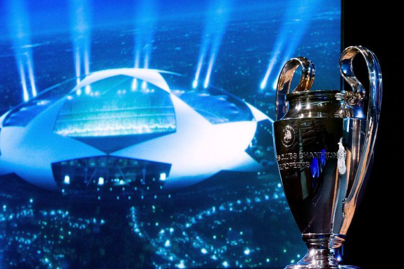 Результаты второго игрового дня Лиги Чемпионов