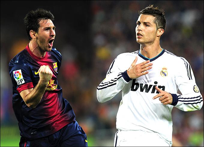 Барселона — Реал Мадрид: 14-ый тур Ла Лиги