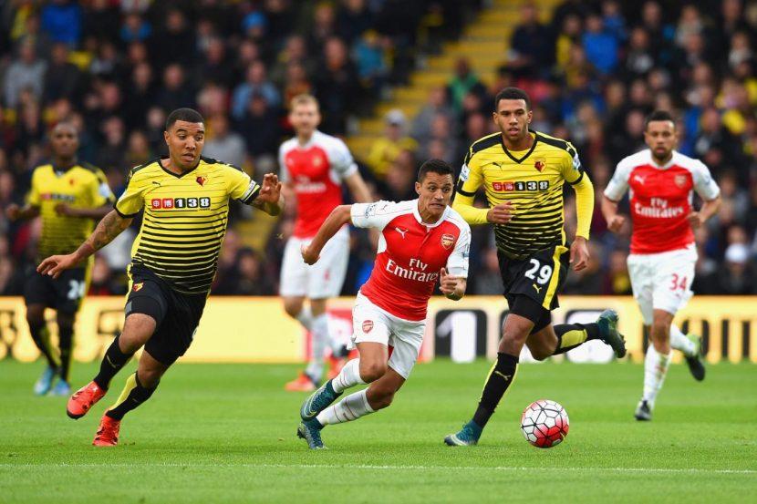 Арсенал — Уотфорд: 23-ий тур АПЛ