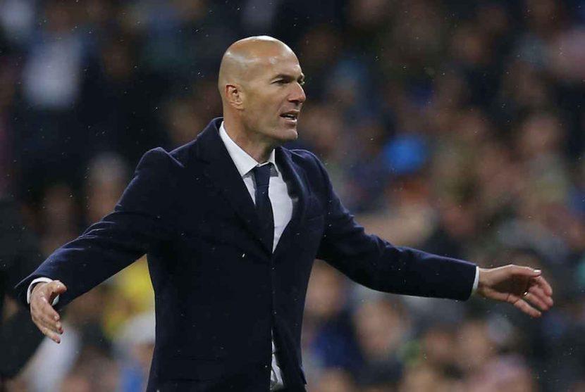 Реал Мадрид — Севилья: 37-ой тур Ла Лиги