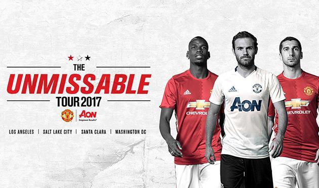 Манчестер Юнайтед отправится в турне по США
