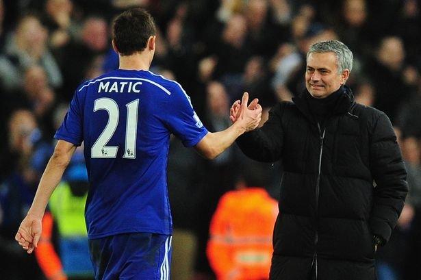 Неманья Матич перейдет в Манчестер Юнайтед?