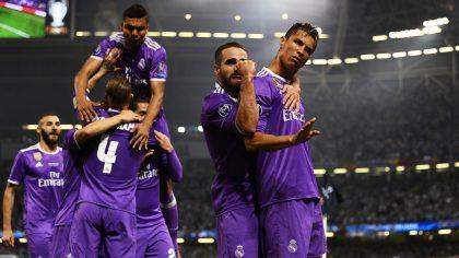 Реал Мадрид — победитель Лиги Чемпионов!