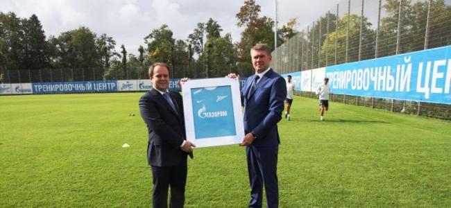 1Xbet будет спонсировать футбольный клуб Зенит