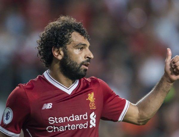 Мохаммед Салах — игрок недели в Лиге Чемпионов!