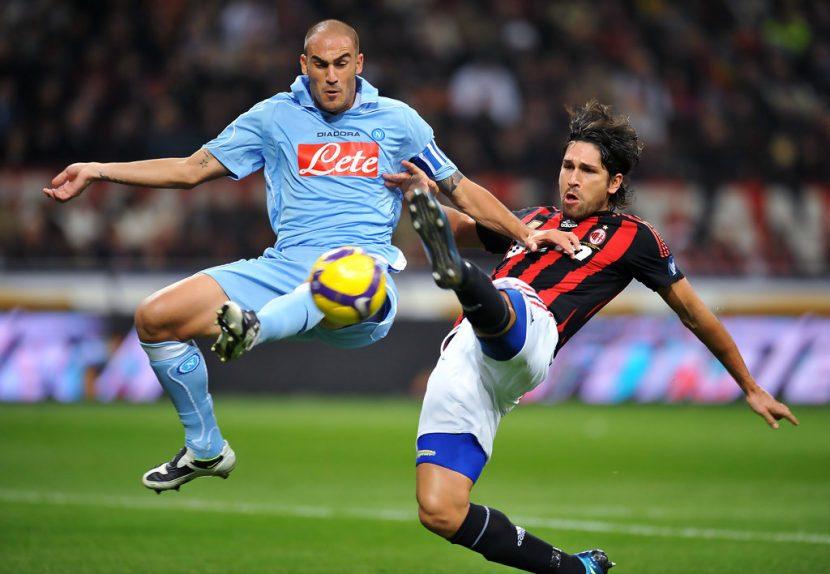 Прогноз на матч Наполи — Милан